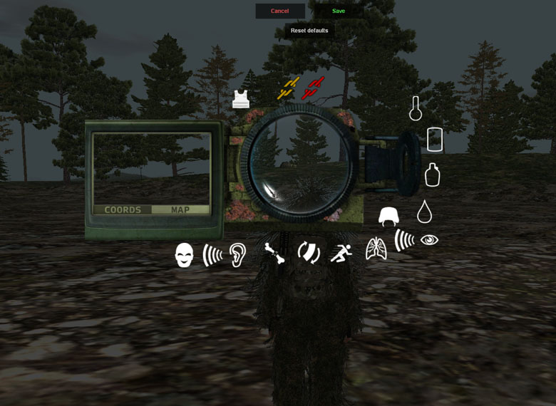 hud interface top gta version 1.6