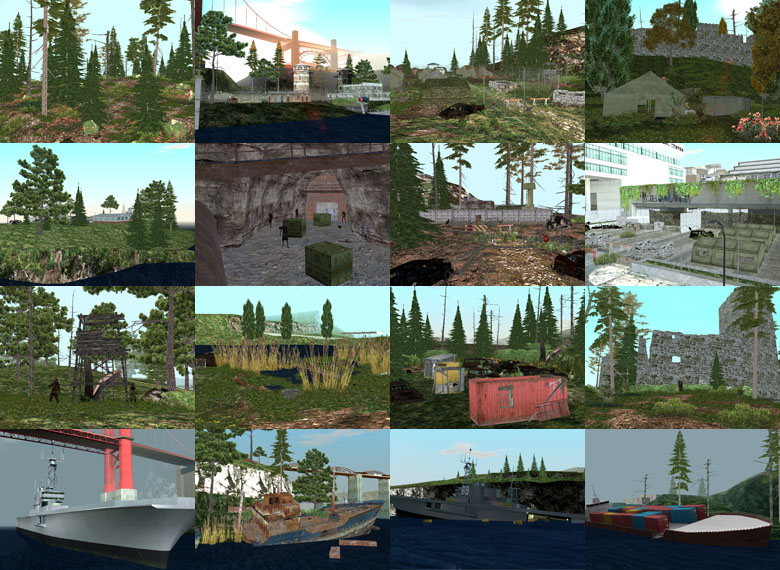 Update MTA DayZ v1.6 (TOP-GTA) on